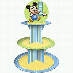 , en la parte superior se tiene la imagen de Mickey Mouse bebé