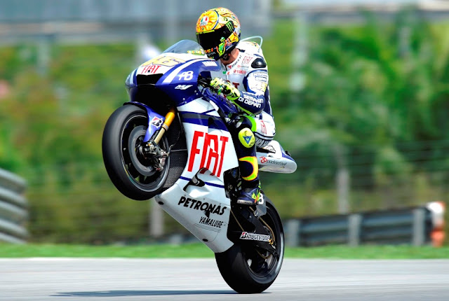 MotoGP Wallpaper Valentino Rossi