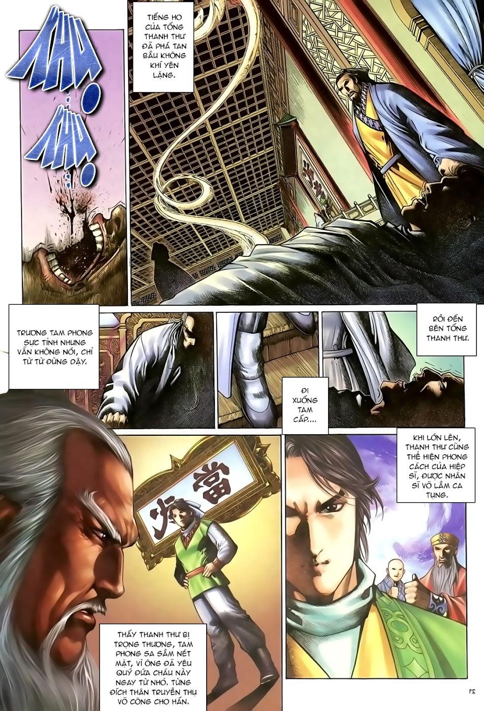 Ỷ Thiên Đồ Long Ký Chap 95 - Next Chap 96 image 21