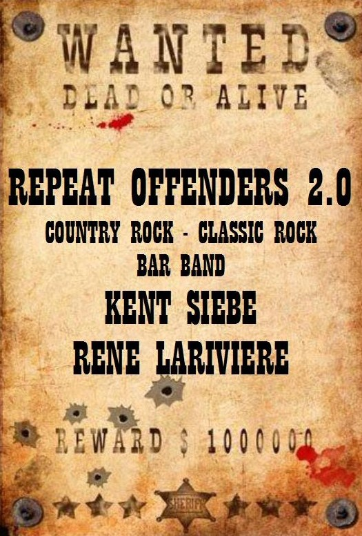 REPEAT OFFENDERS BAR BAND