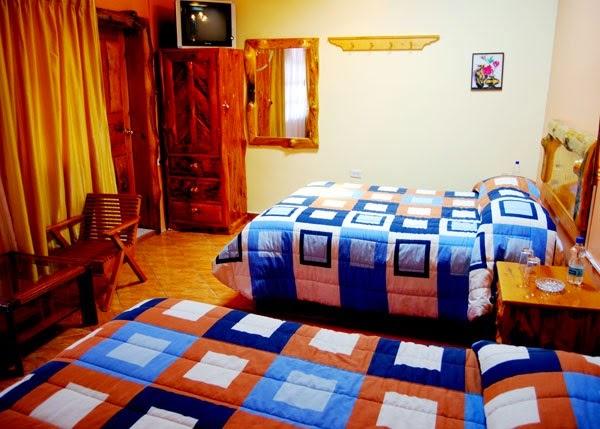 Hoteles en Otavalo – Hostal El Indio