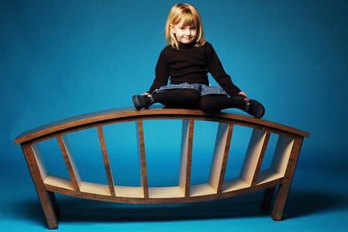 Unique kids furniture by straight line designs interiors for Straight line interiors
