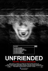 Unfriended Poster