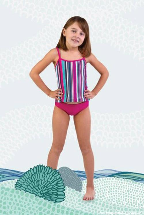 bikinis nenas brillantina verano 2014