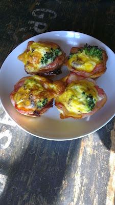 paleo breakfast muffins