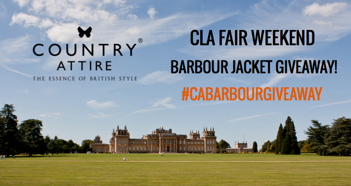 Country Attire - Barbour Giveaway - CLA Fair 2014