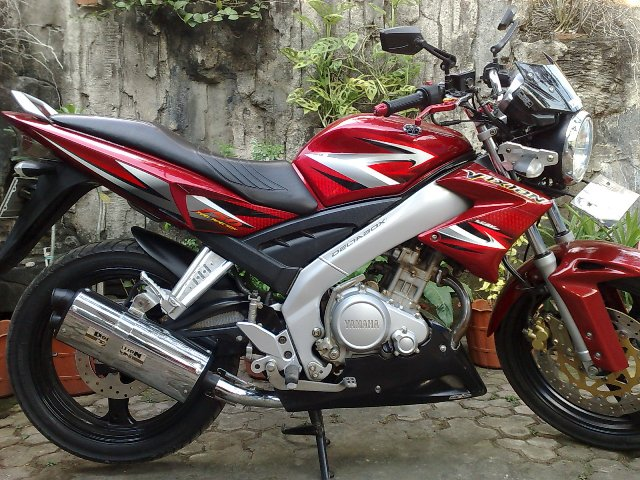 Yamaha V ixion Full Fairing Modification  Modifikasi Dan