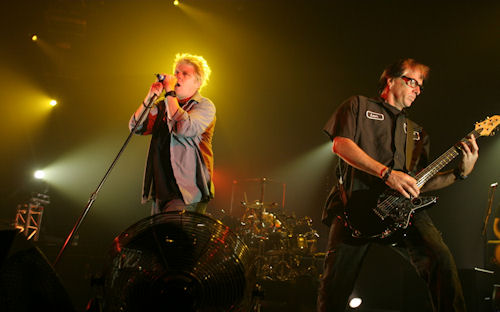 Concierto musical - The Offspring | haz clic para ampliar esta imagen