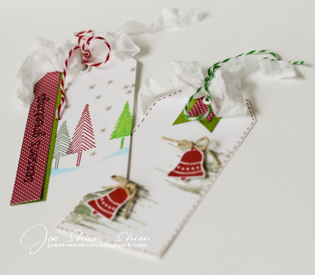 Shiens Paper Arts My Early Christmas Greetings