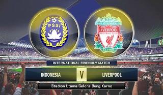 Prediksi Indonesia vs Liverpool 20 Juli 2013