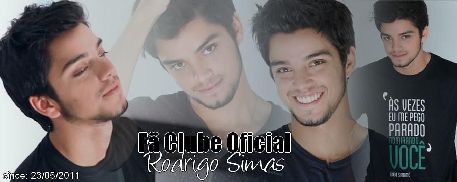Fã Clube Oficial Rodrigo Simas