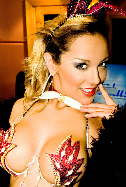 Quezada (28 de agosto de 1985, en Chillán), Miss Playboy TV Chile