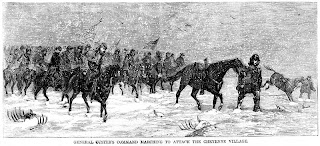 custer and washita massacre