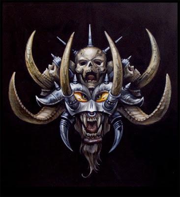 Motorhead Illustration