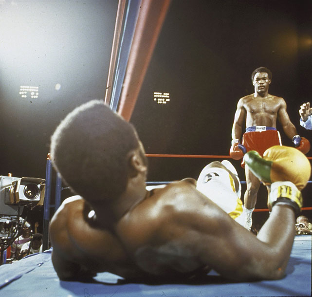 On This Day In Sports January 22 1973 Down Goes Frazier