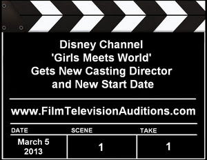 Updated Disney Channel Girl Meets World Casting
