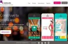 Mobincube: permite crear apps para iOS y Android sin conocimientos de programación