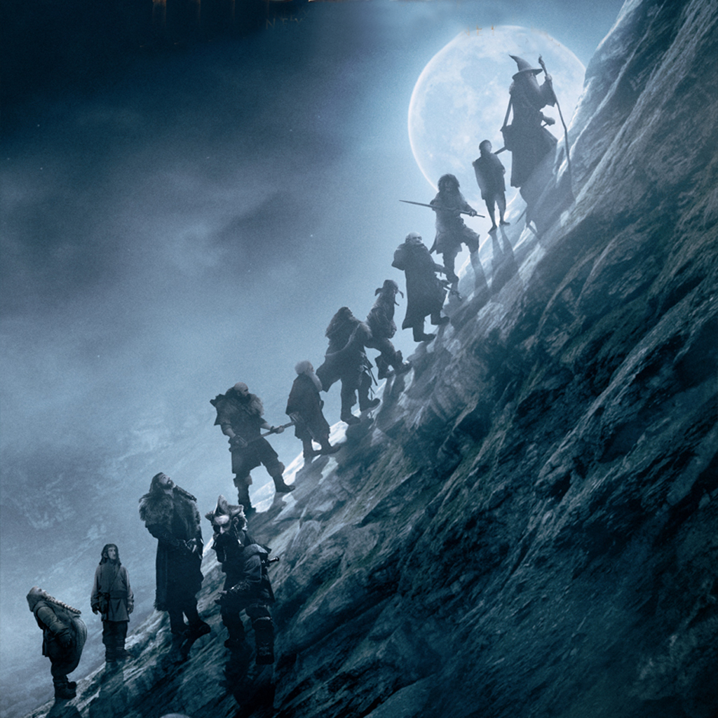 The Hobbit An Unexpected Journey Hd Ipad Wallpaper 08