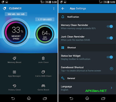 cleaner speed booster pro apk