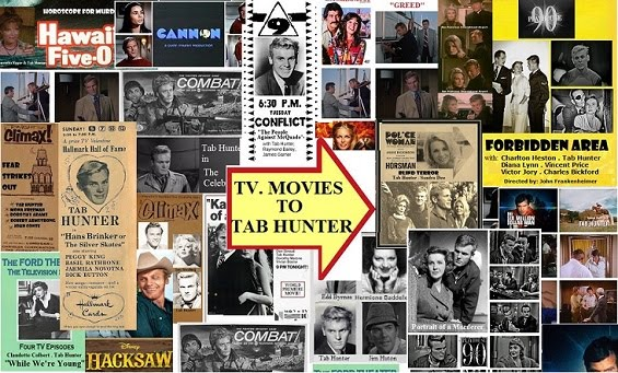 TAB HUNTER TV.