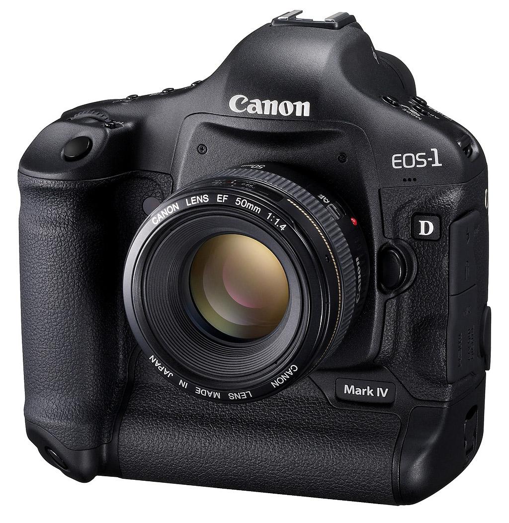 jual kamera dslr canon eos 1d mark iv