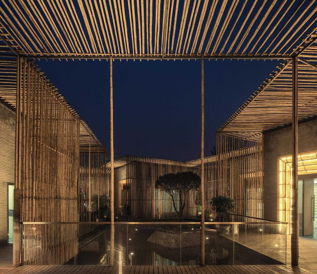 BAMBOO COURTYARD BY HWCD | A AS ARCHITECTURE