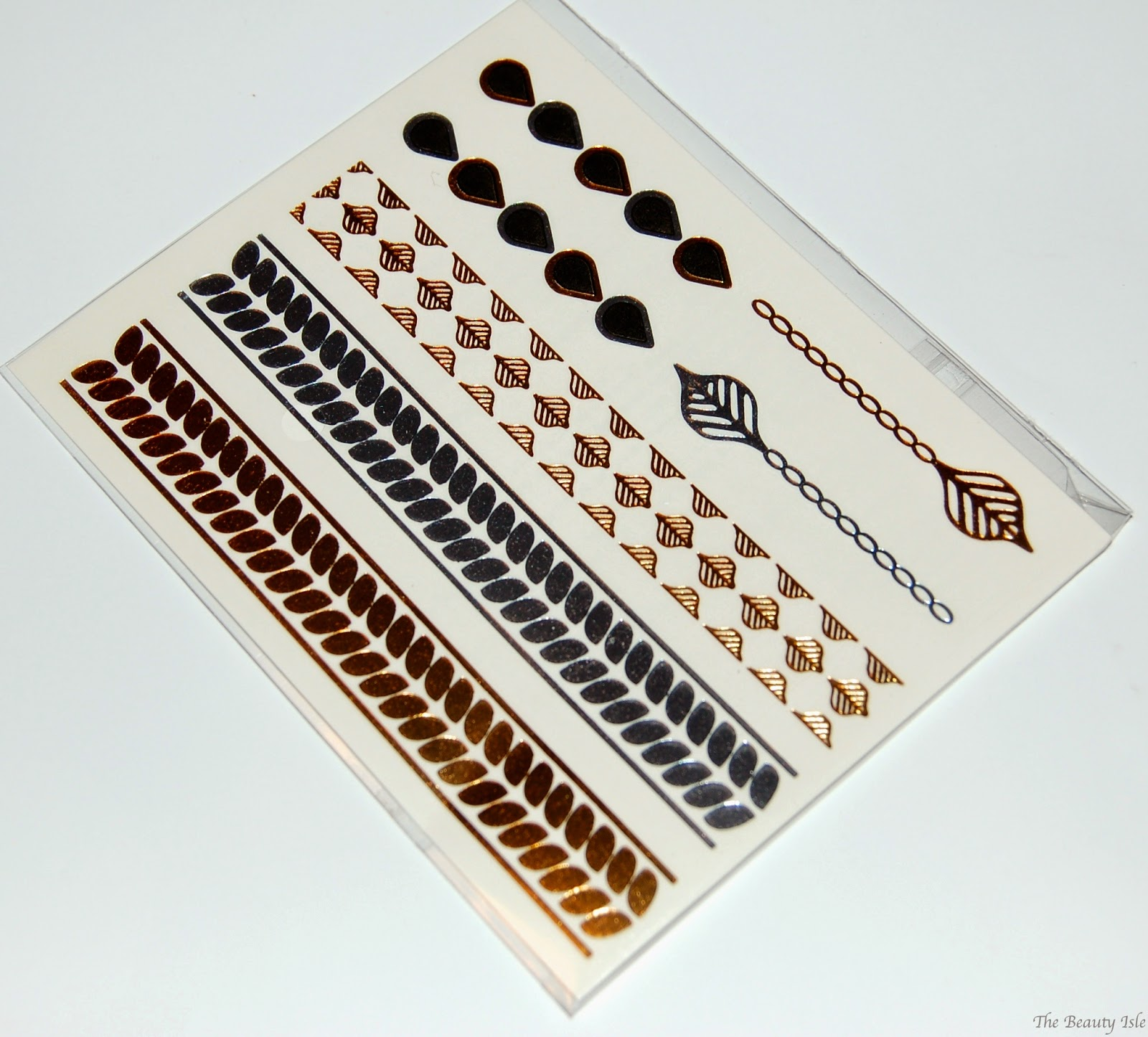 Pur-Lisse Flash Tattoos
