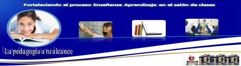 Condiciones Pedagógicas en el salón de clases