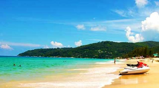 Pantai Paling Indah dan Mempesona - Pantai Karon