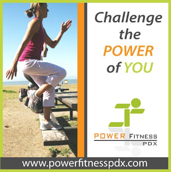 Power Fitness PDX Fitness Challenge UPDATES