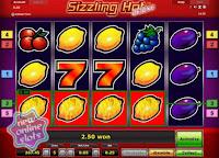Sizzling Hot Online - 100€ Bonus