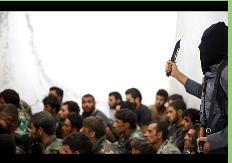 Yihadistas ejecutan a ´´decenas de soldados sirios´´ que intentaron escapar