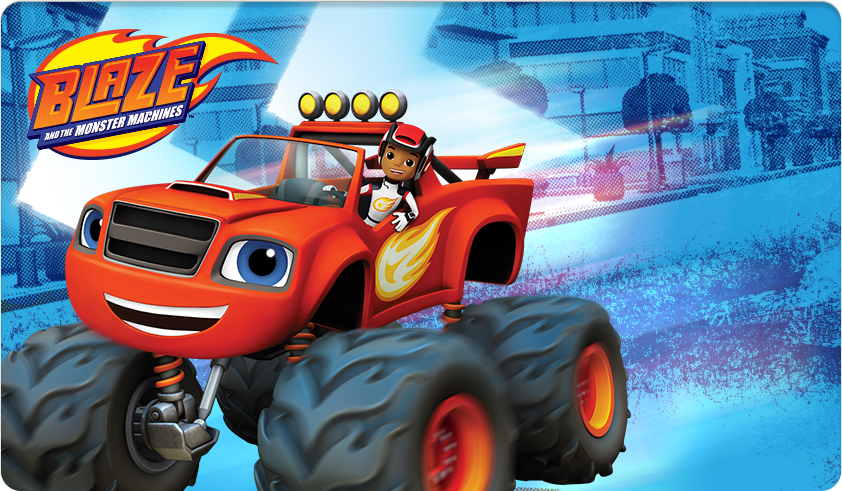 New show quot blaze and the monster machines quot on friday 6th march 2015