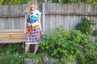 106 - Crochet Skirt Review