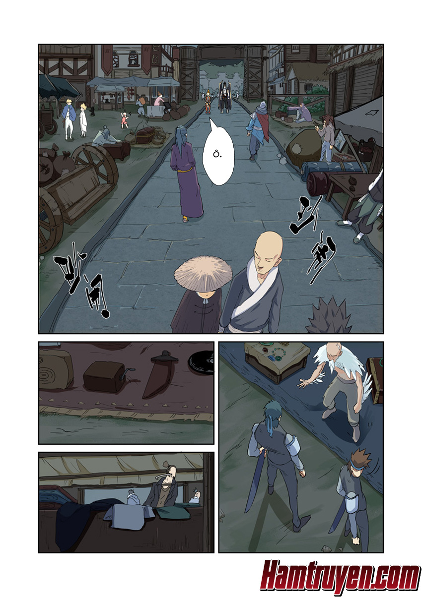 Tales of Demons and Gods chap 164 page 8 - IZTruyenTranh.com