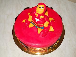 Tort Iron Man