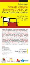 del 16de abril al 13 de mayo 2011