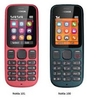 Nokia 100 dan Nokia 101