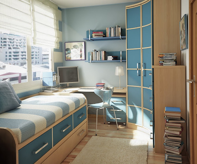 Very Small Modern Bedroom very small modern bedroom - home design ideas