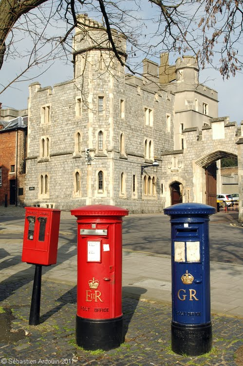 letter boxes. Mail letter boxes but,
