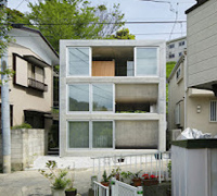 Casa en Byobugaura de Takeshi Hosaka Architects