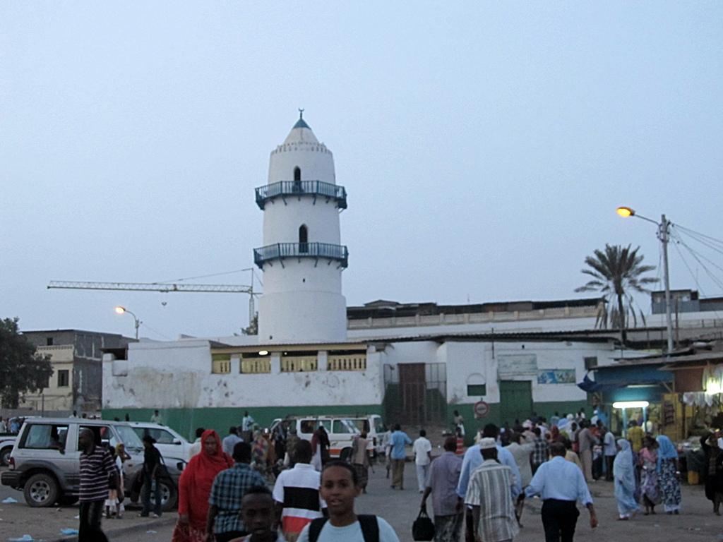 Tradisi Islam Mengakar di Djibaouti