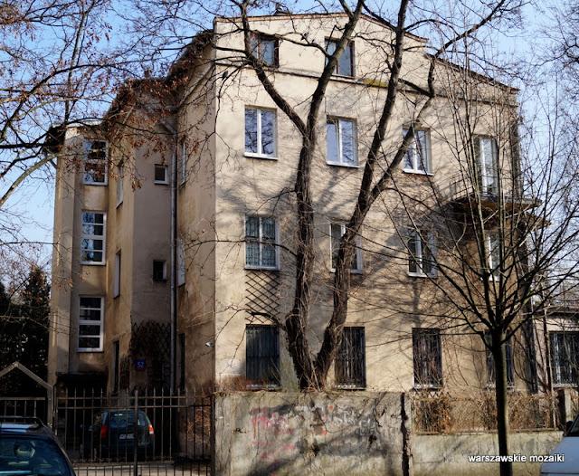 Warszawa Mokotów willa