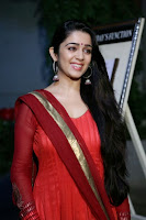 Actress Charmi Kaur Pictures in Red Salwar Kameez at Country Club Asia's Biggest New Year Bash 2014 Press Meet 0006.jpg