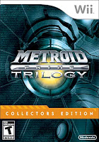 Metroid Prime Trilogy – Wii