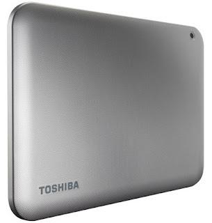 Toshiba Tablet AT300SE Tegra 3 Belakang