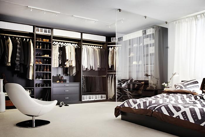 pinterest - Dormitorio Con Vestidor