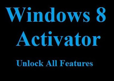 Windows 8 Pro Activator v1.0 Final (+ Windows 8 Personalization Enabler)