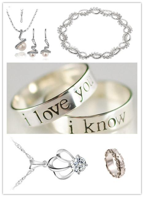 platinum wedding jewelry