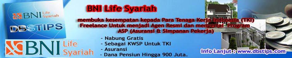 Tabungan Masa Depan Bersama BNI Life Syariah